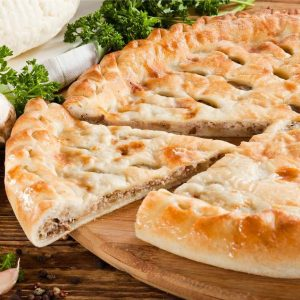 Зокъоджин - Осетинский пирог