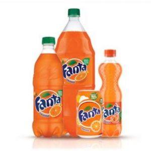 Fanta (фанта) заказать с доставкой в Москве