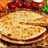Насджин – Осетинский пирог с тертой тыквой